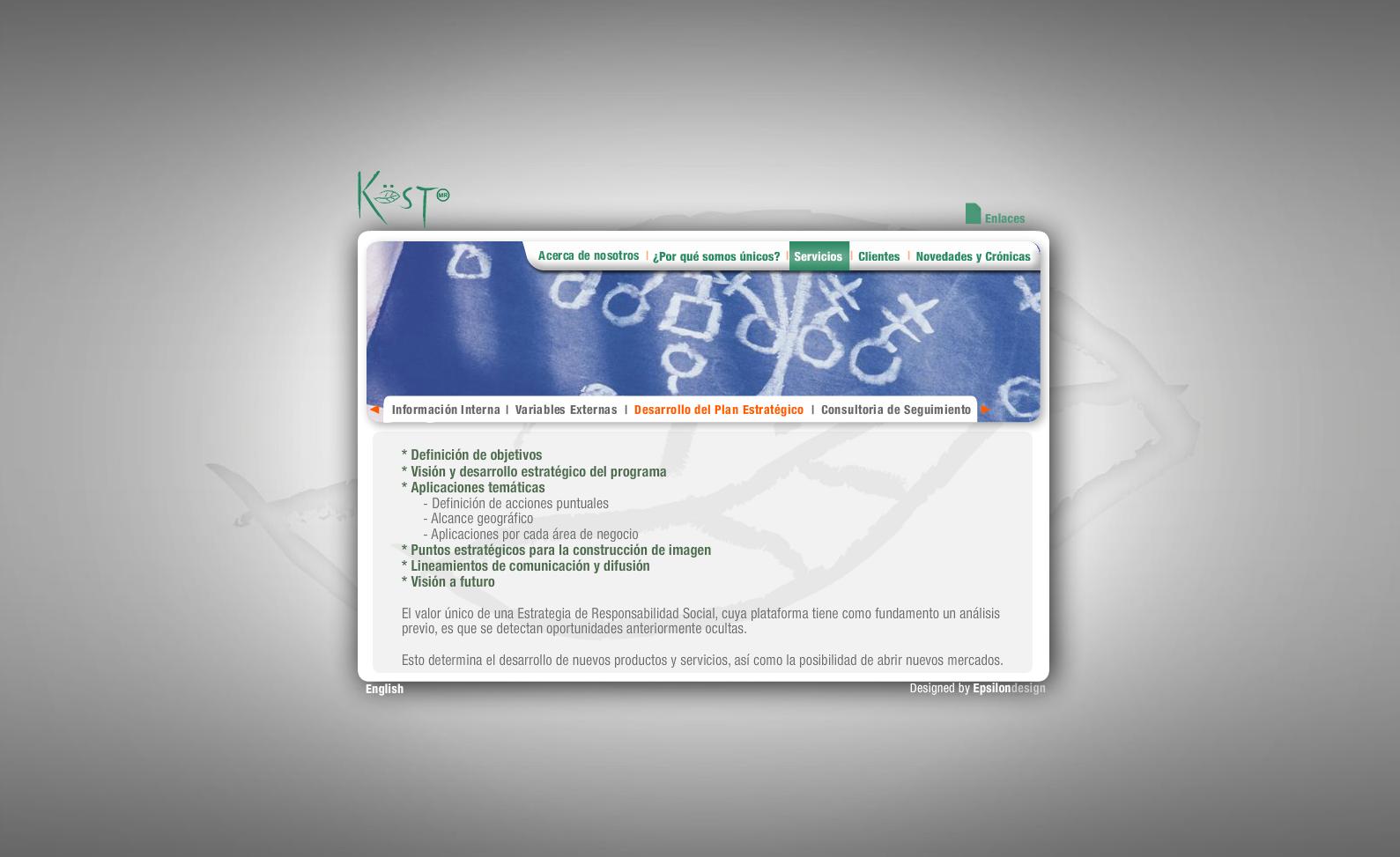 Verde Kost - Servicios (Desarrollo de plan estrategico)